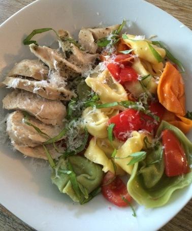 Chicken & Pasta 2